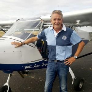 Luc DELHAYE Instructeur ULM, Autogire et avion a Étampes Mondesir